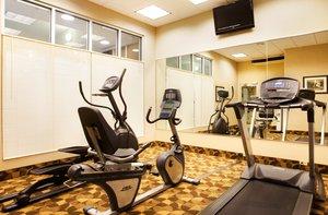 Fitness/ Exercise Room - Holiday Inn Aurora