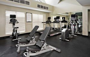 Fitness/ Exercise Room - Staybridge Suites Charlotte