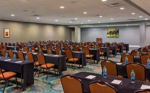 Meeting Facilities - Holiday Inn Express Downtown Nashville