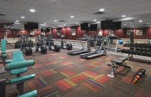 Fitness/ Exercise Room - Holiday Inn Express Downtown Nashville