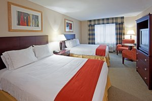 Room - Holiday Inn Express Hotel & Suites Freeport