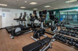 Fitness/ Exercise Room - Holiday Inn Express Middletown