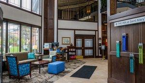 Lobby - Inn at St Mary's South Bend