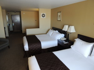 Room - Holiday Inn Express Fallon