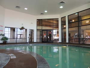 Pool - Holiday Inn Express Fallon