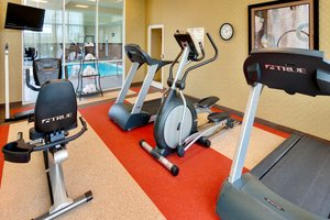 Fitness/ Exercise Room - Holiday Inn Southaven