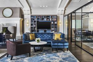 Lobby - Harbor Court Hotel San Francisco