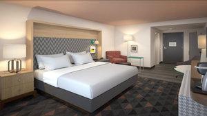 Room - Holiday Inn Salem