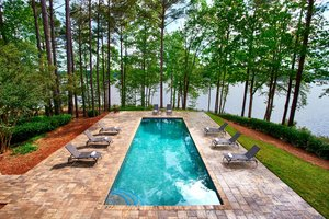 Pool - Ritz-Carlton Lodge Reynolds Plantation Greensboro