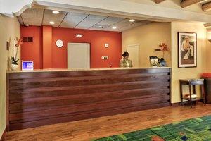 Lobby - Fairfield Inn by Marriott University Albuquerque