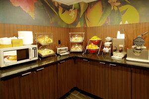 Restaurant - Fairfield Inn & Suites by Marriott Downtown Atlanta