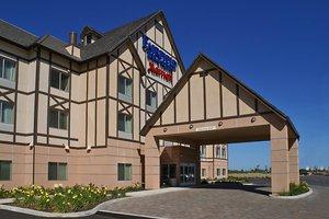 Exterior view - Fairfield Inn & Suites by Marriott Kingsburg