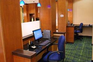 Conference Area - Fairfield Inn & Suites by Marriott Kingsburg