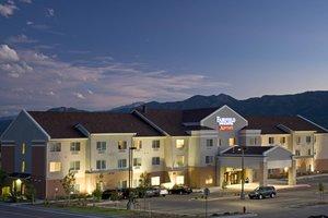 Exterior view - Fairfield Inn & Suites by Marriott USAFA CO Springs