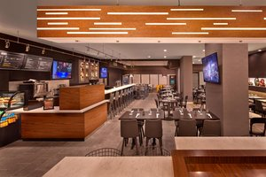 Restaurant - Courtyard by Marriott Hotel City Avenue Philadelphia