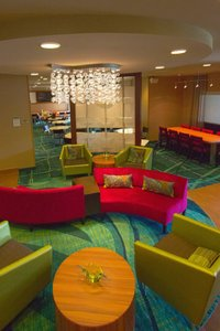 Lobby - SpringHill Suites by Marriott Hershey