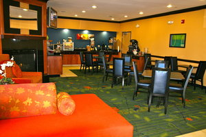 Restaurant - Fairfield Inn by Marriott Hays