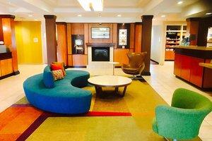 Lobby - Fairfield Inn & Suites by Marriott Sacramento Airport