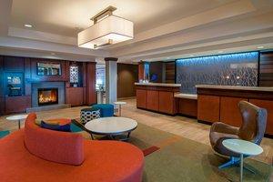 Lobby - Fairfield Inn & Suites by Marriott Rapid City