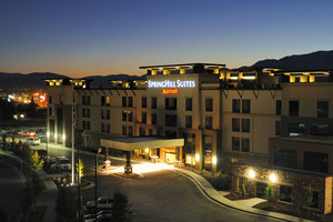 Exterior view - SpringHill Suites by Marriott Logan