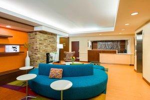 Lobby - Fairfield Inn & Suites by Marriott Bethlehem