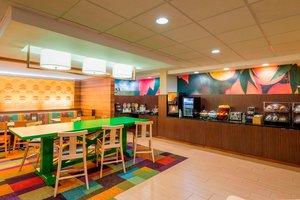 Restaurant - Fairfield Inn & Suites by Marriott Bethlehem