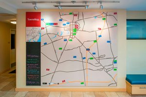 Map - TownePlace Suites by Marriott Easton
