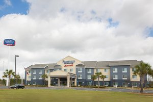 Exterior view - Fairfield Inn & Suites by Marriott Cordele