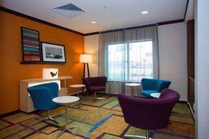 Lobby - Fairfield Inn & Suites by Marriott Cordele