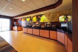 Restaurant - Fairfield Inn & Suites by Marriott Cordele