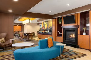 Lobby - Fairfield Inn by Marriott Amarillo