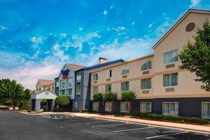 Exterior view - Fairfield Inn by Marriott Alpharetta