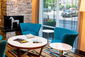 Lobby - Fairfield Inn by Marriott Alpharetta