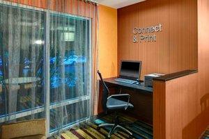 Conference Area - Fairfield Inn by Marriott Alpharetta