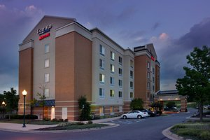 Exterior view - Fairfield Inn & Suites by Marriott Germantown
