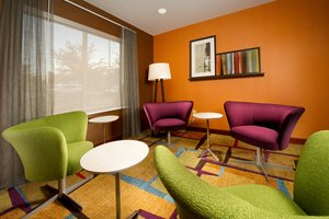 Lobby - Fairfield Inn & Suites by Marriott Germantown
