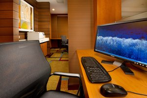 Conference Area - Fairfield Inn & Suites by Marriott Germantown