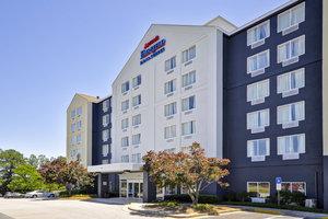 Exterior view - Fairfield Inn & Suites by Marriott Vinings Galleria Atlanta