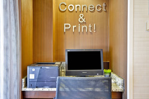 Conference Area - Fairfield Inn & Suites by Marriott Vinings Galleria Atlanta