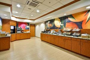 Restaurant - Fairfield Inn & Suites by Marriott Vinings Galleria Atlanta