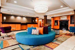 Lobby - Fairfield Inn & Suites by Marriott Wilkes-Barre