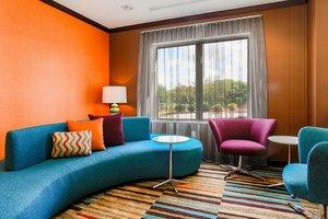 Bar - Fairfield Inn & Suites by Marriott Wilkes-Barre