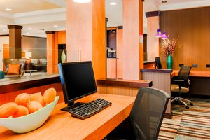 Conference Area - Fairfield Inn & Suites by Marriott Wilkes-Barre