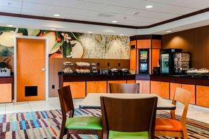 Restaurant - Fairfield Inn & Suites by Marriott Wilkes-Barre