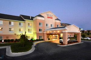Exterior view - Fairfield Inn & Suites by Marriott Wytheville