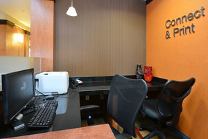 Conference Area - Fairfield Inn & Suites by Marriott Wytheville