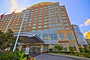 Exterior view - Marriott Hotel Vanderbilt University Nashville