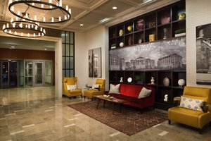 Lobby - Marriott Hotel Vanderbilt University Nashville