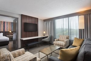 Suite - Marriott Hotel Vanderbilt University Nashville