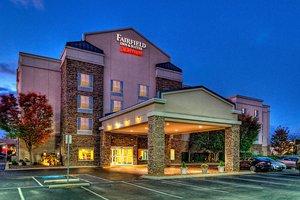 Exterior view - Fairfield Inn & Suites by Marriott Murfreesboro